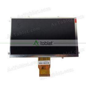 Replacement FPC-TYD90B01 LCD Screen for 7 Inch Tablet PC