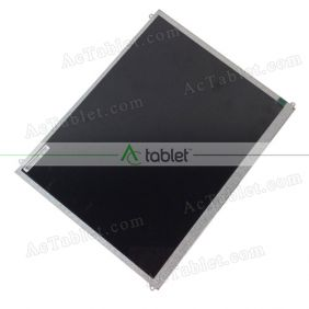Replacement FPC-97SX635 LCD Screen for 9.7 Inch Tablet PC