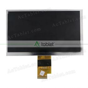 Replacement FY07018DH28B36-1-FPC-A LCD Screen for 7 Inch Tablet PC
