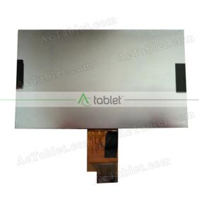 Replacement FY07018DI26A85-1-FPC2-C LCD Screen for 7 Inch Tablet PC