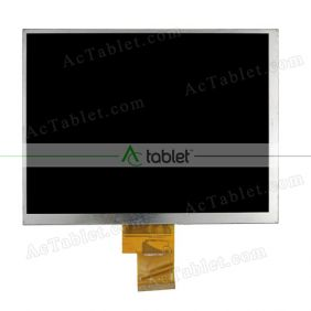 Replacement YX0800211-FPC LCD Screen for 8 Inch Tablet PC