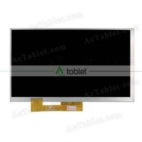 Replacement FPC0703006_A LCD Screen for 7 Inch Tablet PC