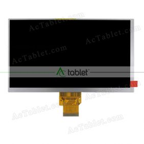 Replacement KR070IG0T-1154-A LCD Screen for 7 Inch Tablet PC