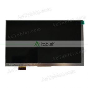 Replacement YX070C30H LCD Screen for 7 Inch Tablet PC