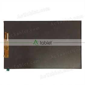 Replacement AL0863B LCD Display Screen for 10.1 Inch Tablet PC