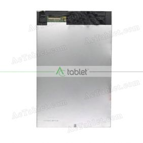 Replacement I960-LCD-FPC-V1.0B LCD Screen for 9.6 Inch Tablet PC