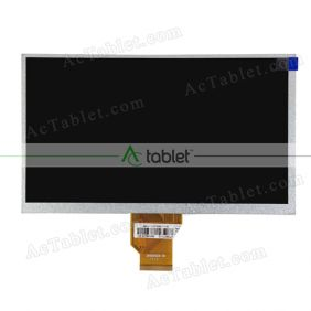 Replacement B900D50-B1 LCD Screen for 9 Inch Tablet PC