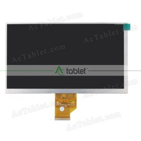Replacement FY07021DI26A170-2FPC1-C LCD Screen for 7 Inch Tablet PC