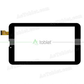 DH-0933A2-FG-FPC133 Digitizer Glass Touch Screen Replacement for 9 Inch MID Tablet PC