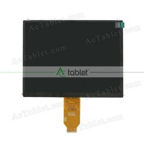 Replacement 1213-0970061 3024-0970061 LCD Screen for 9.7 Inch Tablet PC