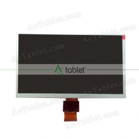 Replacement HN9DFOG50P LCD Screen for 9 Inch Tablet PC