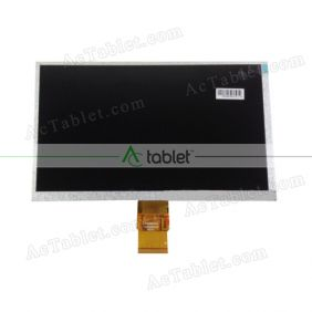 Replacement FPC9005001 LCD Screen for 9 Inch Tablet PC