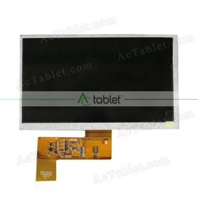 Replacement KR070PD7T LCD Screen for 7 Inch Tablet PC