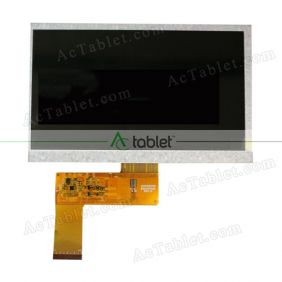 Replacement KR070PH3S REV:B LCD Screen for 7 Inch Tablet PC