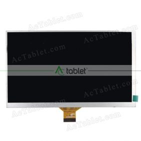 Replacement FY07DZ04H-30PM-P08 LCD Screen for 7 Inch Tablet PC