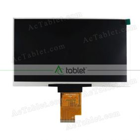 Replacement WCD-700C40 LCD Screen for 7 Inch Tablet PC