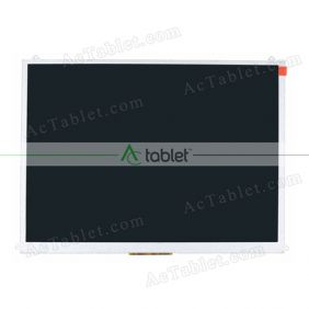 Replacement WY097ML407HS36B LCD Screen for 9.7 Inch Tablet PC