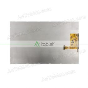Replacement LT070AL03-001 LCD Screen for 7 Inch Tablet PC