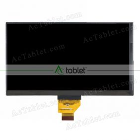 Replacement YQL070CNIS30-N1 LCD Screen for 7 Inch Tablet PC