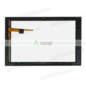 101427C-Q-00 Digitizer Glass Touch Screen Replacement for 10.1 Inch MID Tablet PC
