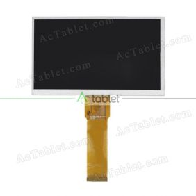 Replacement KD070D10-50NB-A21 LCD Screen for 7 Inch Tablet PC