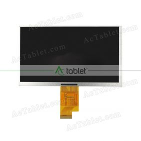 Replacement KD070D20-40NC-A70 LCD Screen for 7 Inch Tablet PC