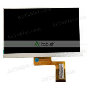 Replacement QKL070401 LCD Screen for 7 Inch Tablet PC