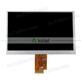Replacement 721h460148-A2 LCD Screen for 7 Inch Tablet PC