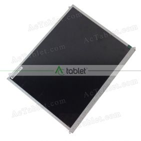 Replacement H-H09730FPC-D1 LCD Screen for 9.7 Inch Tablet PC