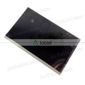 Replacement HJ070IA-01G LCD Screen for 7 Inch Tablet PC