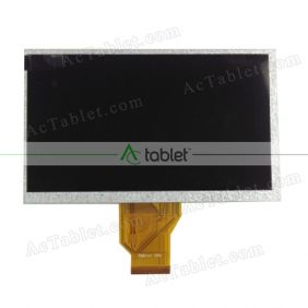 Replacement 7DD1+1 FPC LCD Screen for 7 Inch Tablet PC
