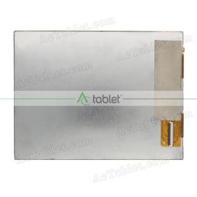 Replacement FPC0794001_B LCD Screen for 7.9 Inch Tablet PC