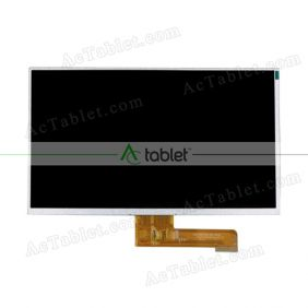 Replacement KD101N8-40NV-A24 REVC LCD Screen for 10.1 Inch Tablet PC