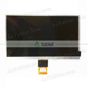 Replacement FPC090QD17213-V1 LCD Screen for 9 Inch Tablet PC