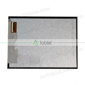 Replacement FY78521LH26A01-1-FPC-A LCD Screen for 7.9 Inch Tablet PC