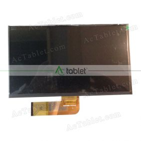 Replacement WJWS1009B-FPC(V4.0) LCD Screen for 10.1 Inch Tablet PC