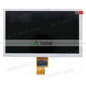 Replacement EJ070NA-01J 32001099-01 LCD Screen for 8 Inch Tablet PC
