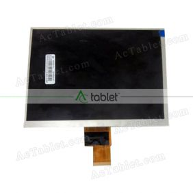 Replacement HJ080IA-01B LCD Screen for 8 Inch Tablet PC