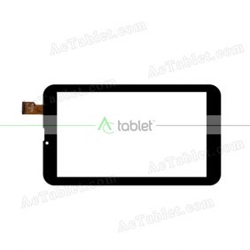 FX-0080A-01 Digitizer Glass Touch Screen Replacement for 9 Inch MID Tablet PC