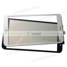 FPC-M7A3B0-V00 KQ Digitizer Glass Touch Screen Replacement for 7 Inch MID Tablet PC