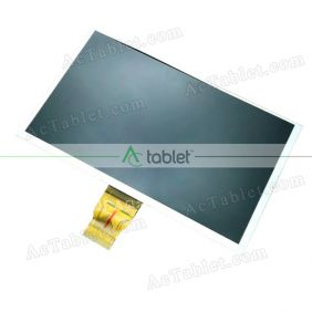 Replacement LJD900C001B LCD Screen for 9 Inch Tablet PC
