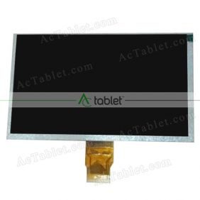 Replacement FPC90055 CYX LCD Screen for 9 Inch Tablet PC