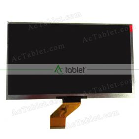 Replacement ZG-B9002-01 LCD Screen for 9 Inch Tablet PC