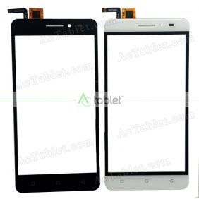 BHG0468A2 Digitizer Glass Touch Screen Replacement for Android Phone