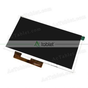 Replacement MF0701683002A LCD Screen for 7 Inch Tablet PC