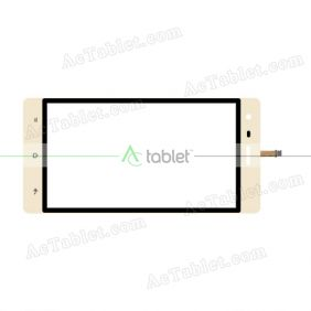 BHG0703A1 Digitizer Glass Touch Screen Replacement for Android Phone