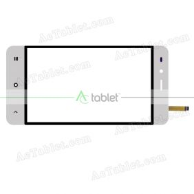 BHG0661A1 Digitizer Glass Touch Screen Replacement for Android Phone