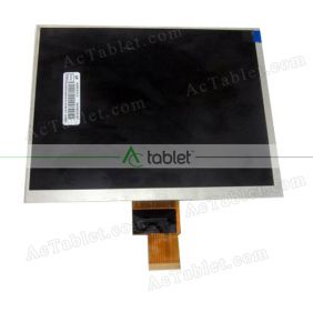 Replacement KD080D3-40NB-A1 LCD Screen for 8 Inch Tablet PC
