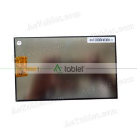 Replacement ASBF080-34-02 LCD Screen for 8 Inch Tablet PC