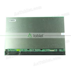 Replacement LTN101AL03KHUV0.3_HF LCD Screen for 10.1 Inch Tablet PC